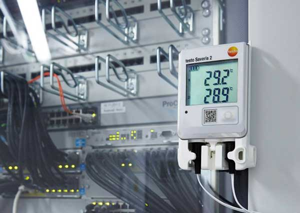 دمای اتاق سرور استاندارد