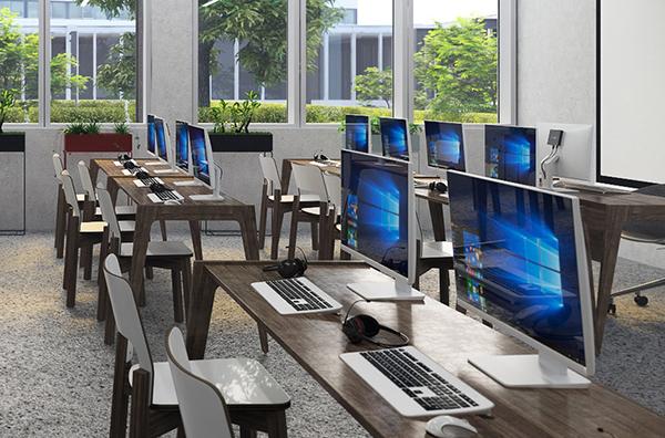 zeroclient classroom