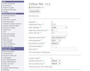 follow me config1