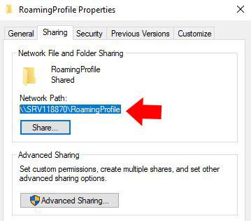 roaming profile 6