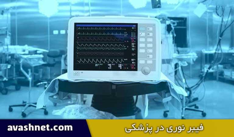 فیبر نوری در پزشکی